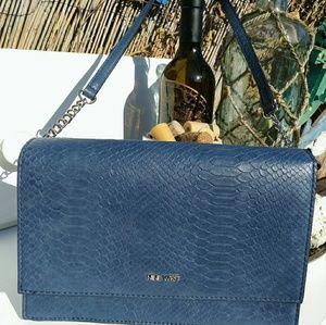 Navy blue Nine West bag